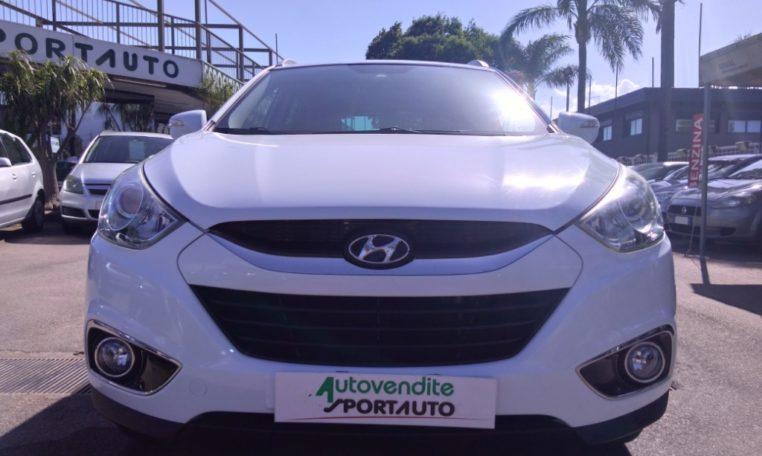 Hyundai IX35 1.7 crdi 115cv Comfort 2wd Acireale Autovendite Sportauto